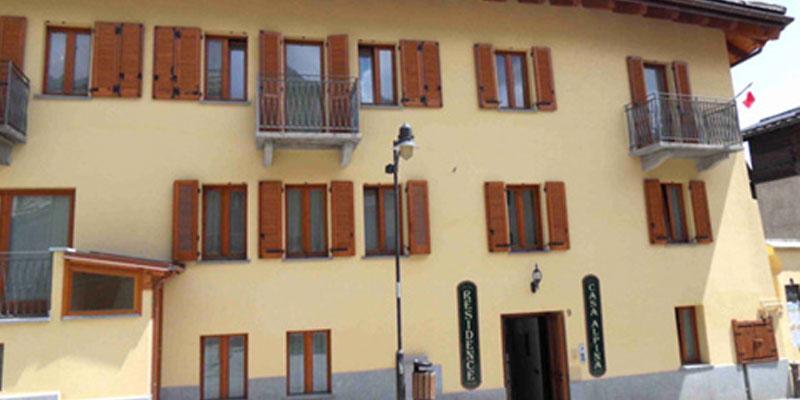 Residence Casa Alpina