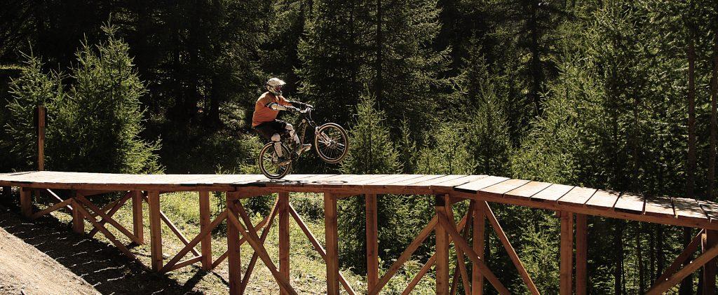 Bike park Bardo